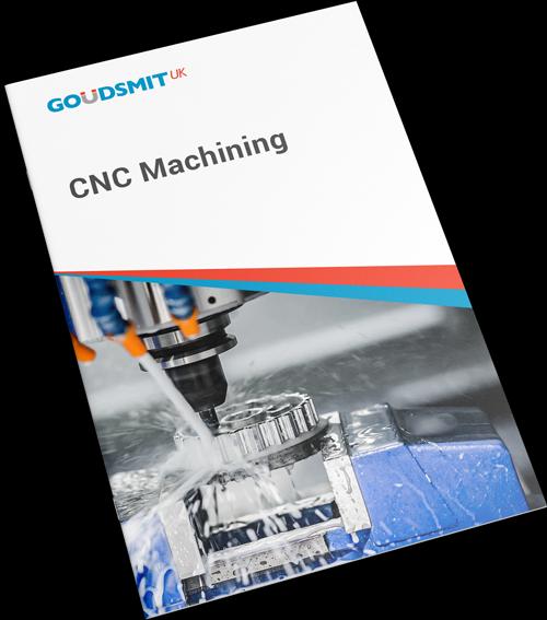 CNC Machining brochure