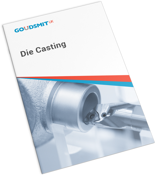 Goudsmit UK Die casting brochure Image