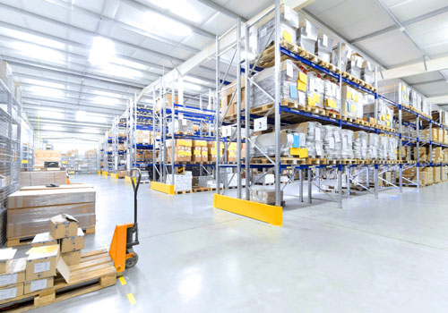 Consignment Stock and Warehousing Services