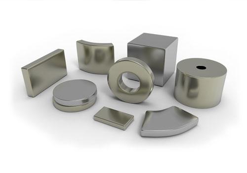 Powerful Neodymium Magnets (NdFeB)