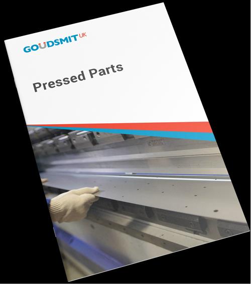 Pressed parts brochure