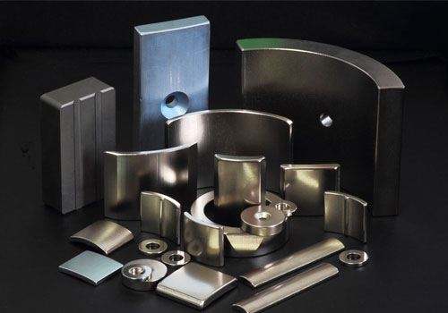 Full range of magnetic materials